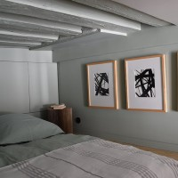 ECONOMICAL USE OF WOOD FOR FUNCTION AND STORAGE